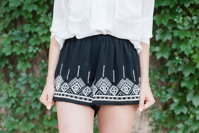 Pull-and-bear-shorts