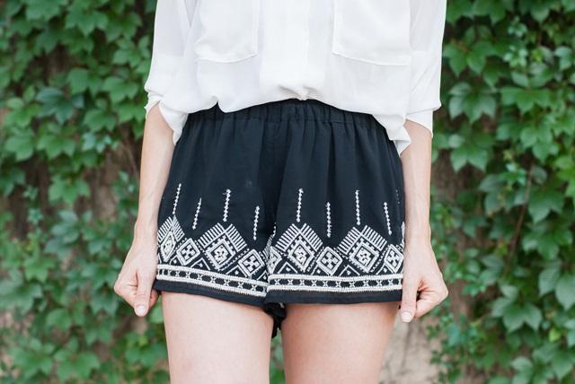 Pull-and-bear-shorts