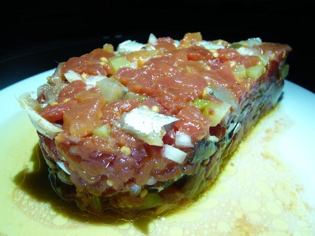Tartar De Tomate...