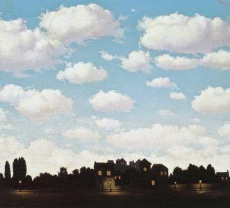René Magritte: «L'empire des lumières»