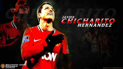 Chicharito - Manchester United Wallpapers