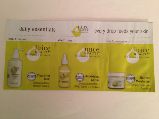 January Birchbox Juice Beauty Daily Essentials to Go