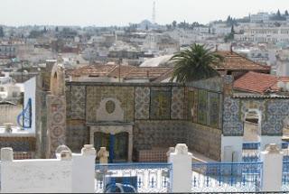 Vistas de Túnez