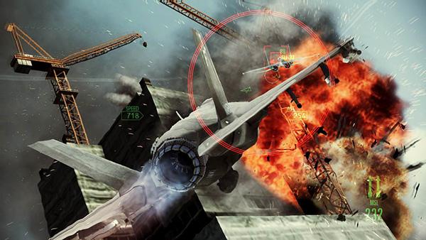 Ace Combat Assault Horizon screenshot 3