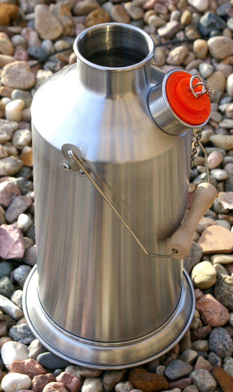 Kelly Kettle Large Stainless Steel Complete Kit Review