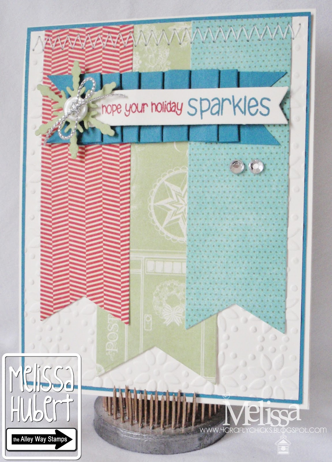 The Alley Way Stamps: Sparkle~y Thursday Wishes!