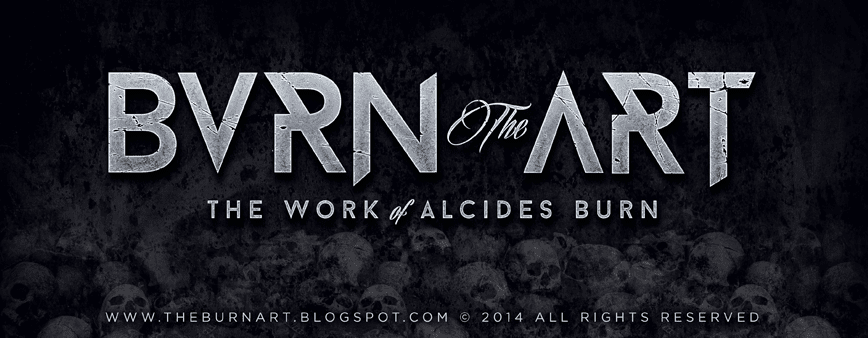 THE BURN - The Work of Alcides Burn