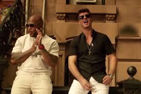 Flo Rida e Robin Thicke lançam clipe de parceria