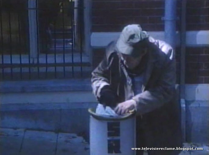Televisiereclame leger des heils sociale hulpverlening for Chambre sociale 13 novembre 1996
