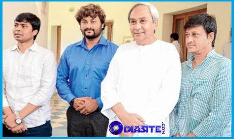 odisha politics and odia film star hero