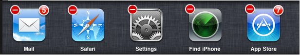 how to stop apps running on ipad
