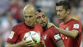 Bayern Munich vs Bayer Leverkusen 3-0 Video Gol
