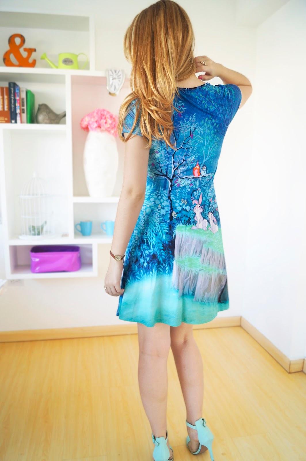 Disney Fashion, Sleeping Beauty Dress