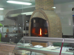 El horno de leña