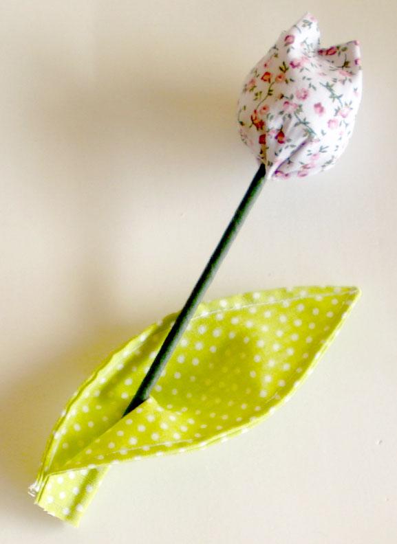 Expressando id ias tulipas de tecido - Tulipas para ventiladores de techo ...