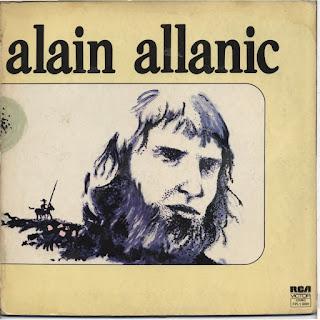 Allanic - 2ème album (1975)