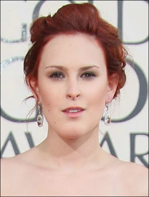 Rumer Willis Hairstyle