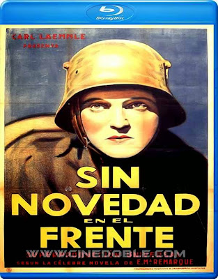 sin novedad en el frente 1930 1080p latino Sin novedad en el frente (1930) 1080p Latino