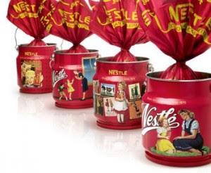 Ovos de Páscoa 2011 - Nestlé