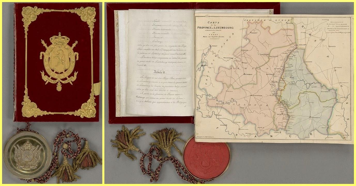 Tratado Londres 1839