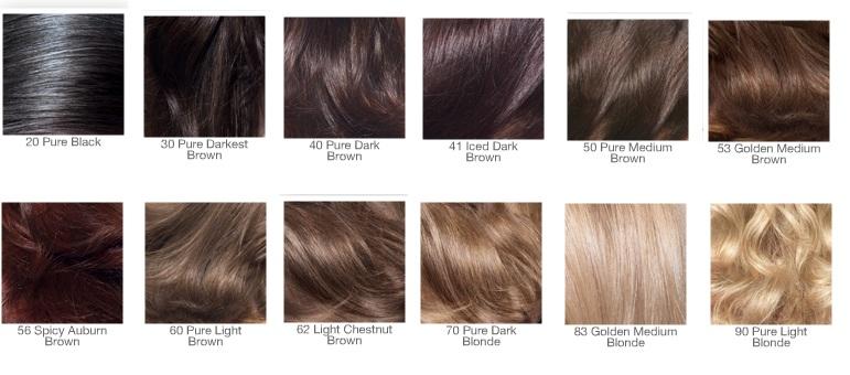 Лореаль тонирование волос палитра