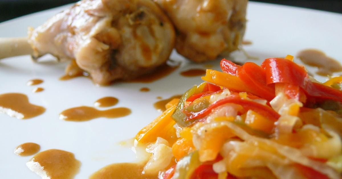 Cocinar para los amigos pollo vegetalizado for Cocinar para los amigos