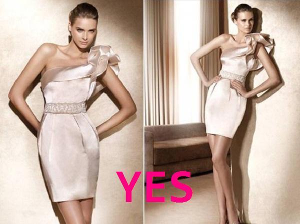 Short Wedding Dresses 2011&