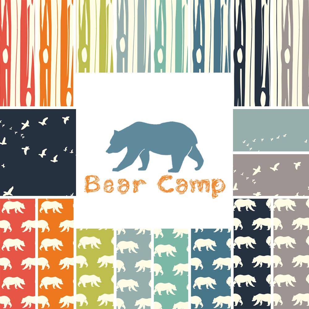 Bear Camp | Poplin