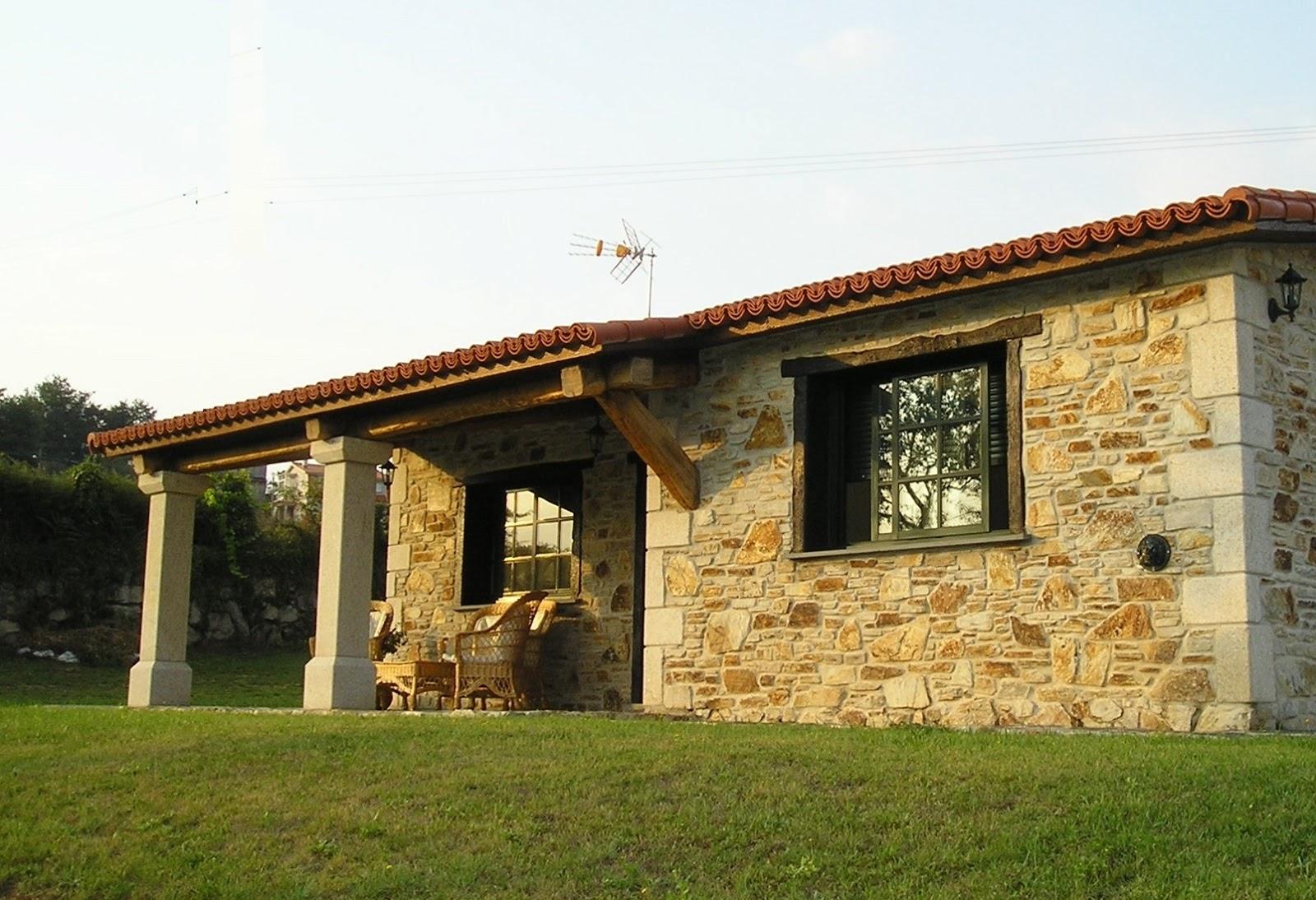 Construcciones r sticas gallegas placidez - Casas rusticas gallegas ...