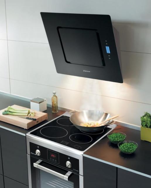 okapy kuchenne uchylne