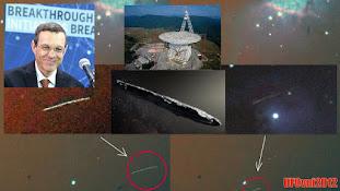 """""""Giant Interstellar Alien Craft"""" près de la nébuleuse d'Orion se manifeste de nouveau - la vérité e"""