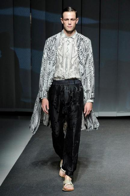 Etro Spring-Summer 2013 Menswear Photo 23