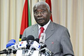 Guebuza espera cooperação internacional para crise na Guiné Bissau