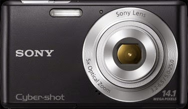 Sony Cyber-shot DSC-W620 Camera User's Manual