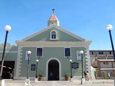 Mango Tours Aurora Baler Baler Church