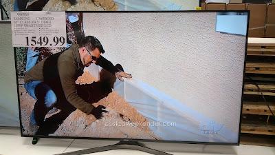 Stream Netflix movies or watch dvds with the Samsung UN65J630DAFXZA 65 inch HDTV