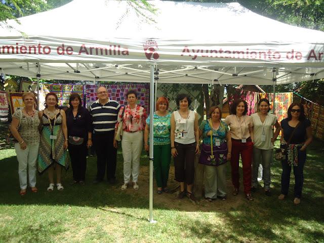 INAUGURACIÓN OFICIAL 26-Mayo-2012. FOTO DEL III ENCUENTRO EXPOSICIÓN ANUAL 26 MAYO 2012