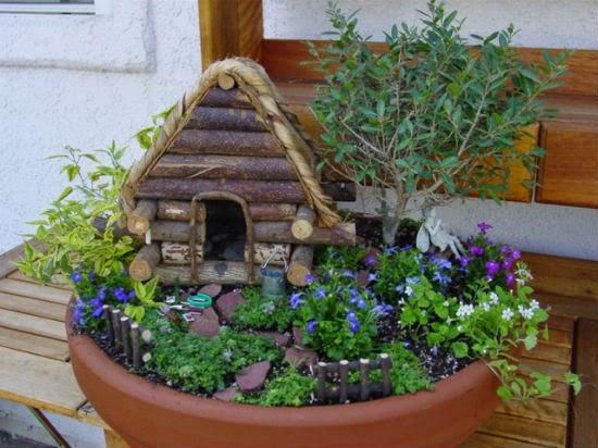 jardins ideias criativas : jardins ideias criativas:Blog Multiflora: Idéias Criativas – Mini Jardins