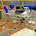 7 Gambar Honda City rempuh kiosk medan selera Mydin Jasin