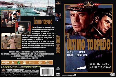 El último torpedo | 1958 | Torpedo Run | Dvd Cover | Cáratula