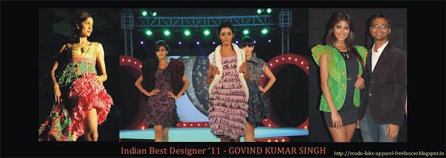Govind Kumar Singh Fashion Designer