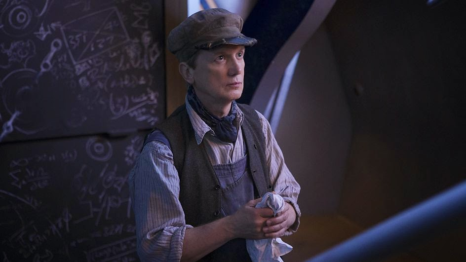 Frank Skinner Doctor Who