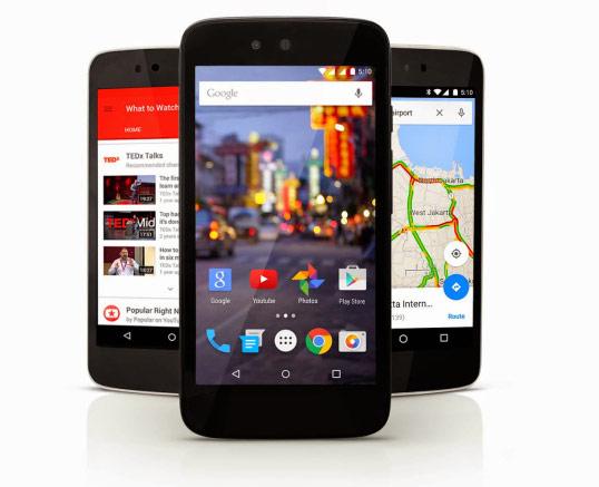 Google Akan Gratiskan Akses Data di Beberapa Aplikasi di Android One