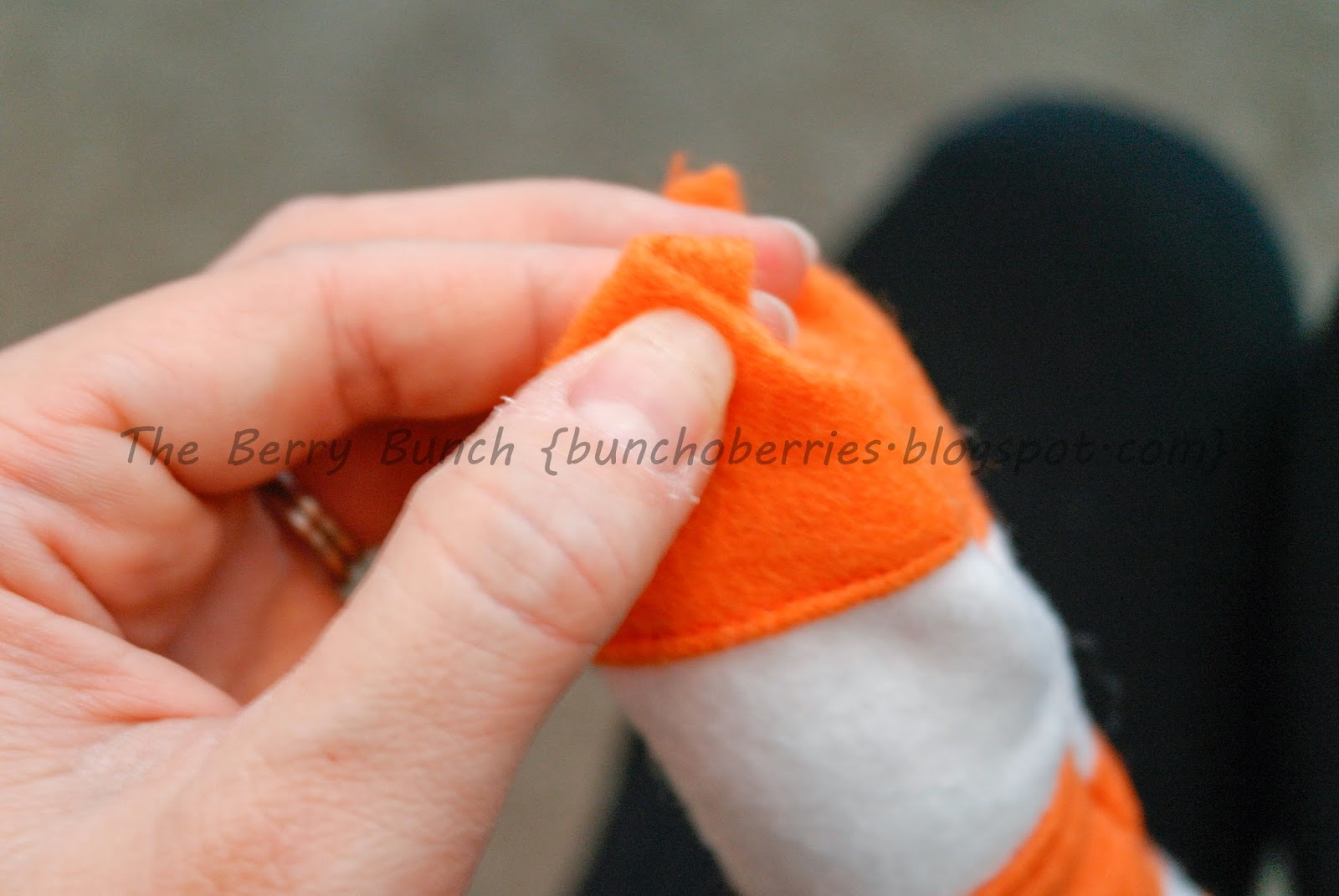 The Berry Bunch: Tiger Tail Tutorial: GYCT Design's Make Believe Week