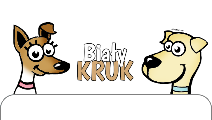 Biały Krukk