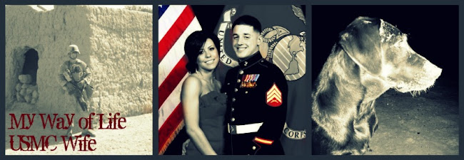 My Way of Life, USMC Wife