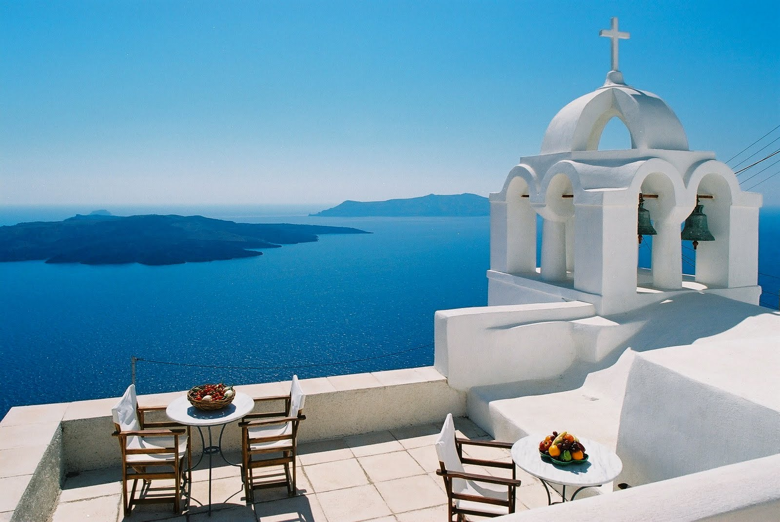 Hotel at Caldera Santorini for Sale