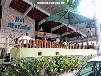 Sal Marinho Restaurant'Bar: Fachada