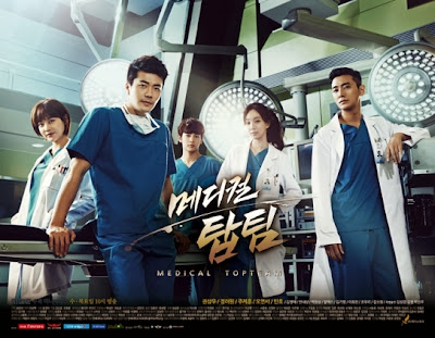 heir and medical top team. This drama is very interesting, because