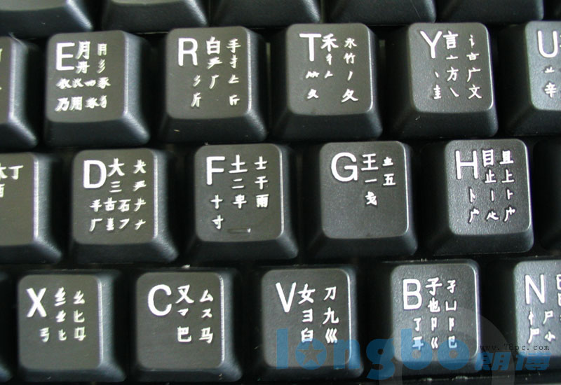 writing chinese on computer